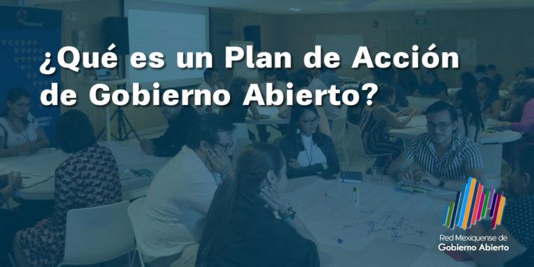 Plan de Accion de Gobierno Abierto