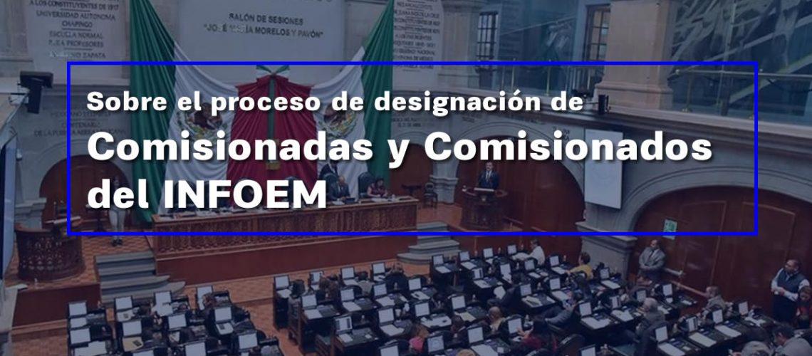 Comisionados-INFOEM